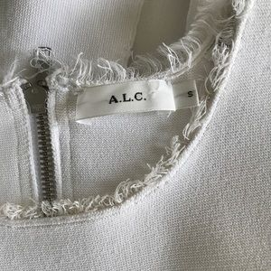 A.L.C. Structured Sweater Top